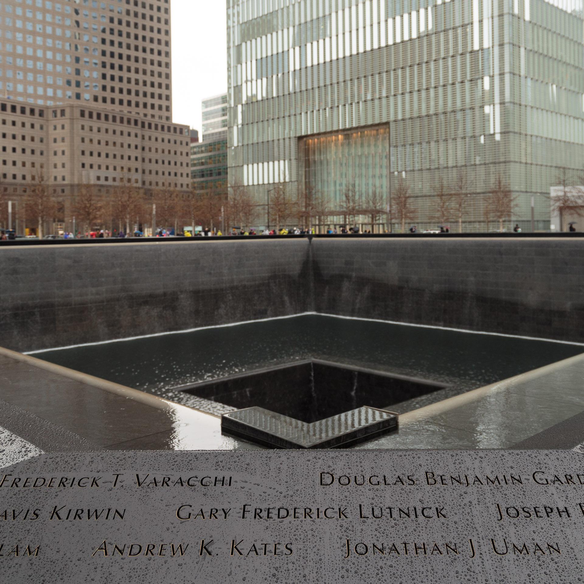 Mahnmal zu 9/11