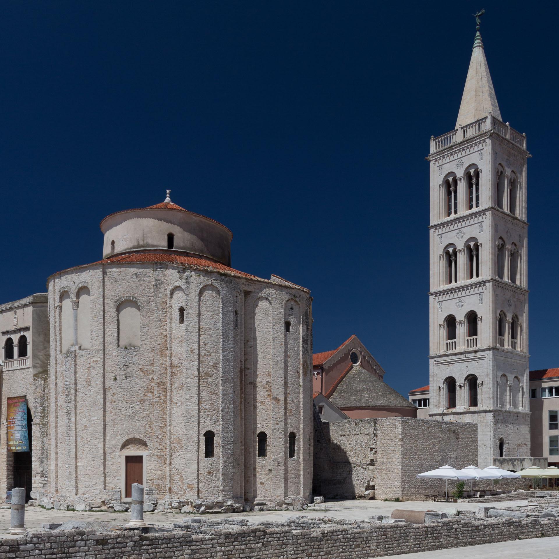 St. Donatus in Zadar
