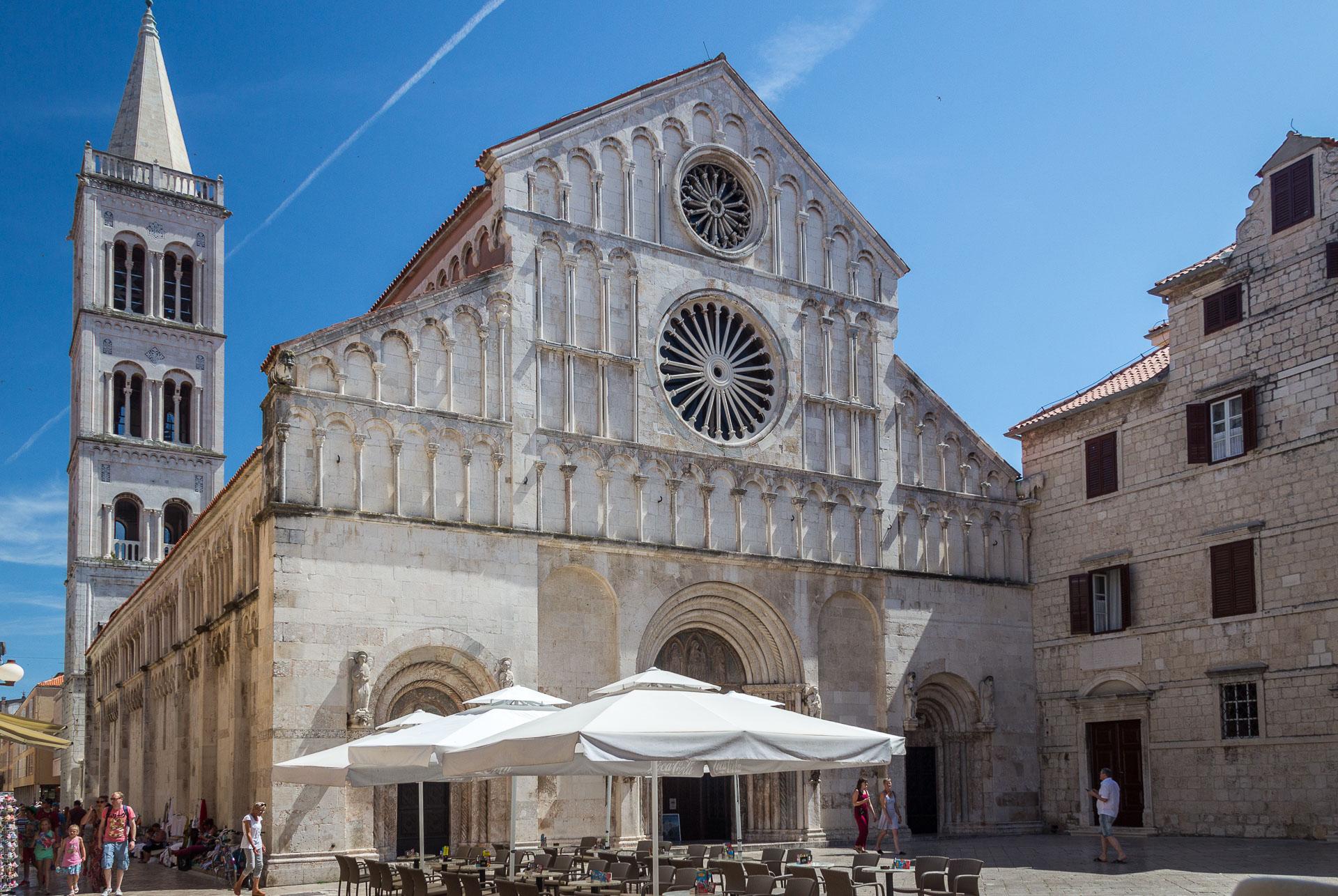 Zadar Kathedrale der Hl. Anastasia