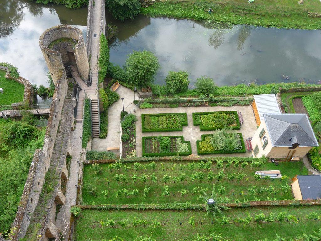 Gärten in Grund