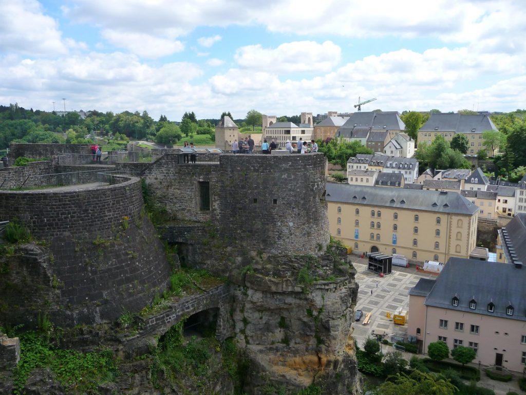 Luxemburg, Bockfelsen