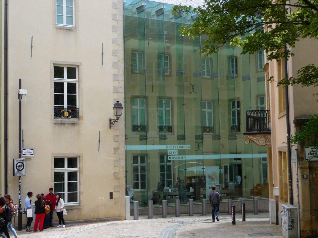 Stadtmuseum in Luxemburg