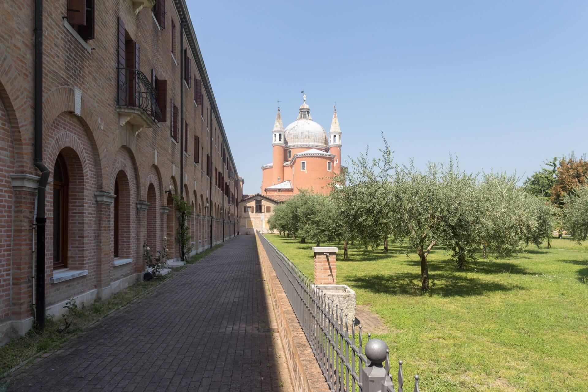 Kloster Santissimo Redentore auf Giudecca