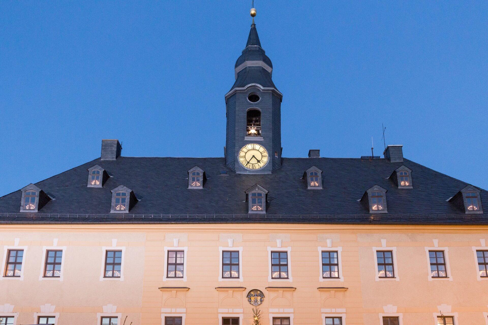 Rathaus Annaberg-Buchholz