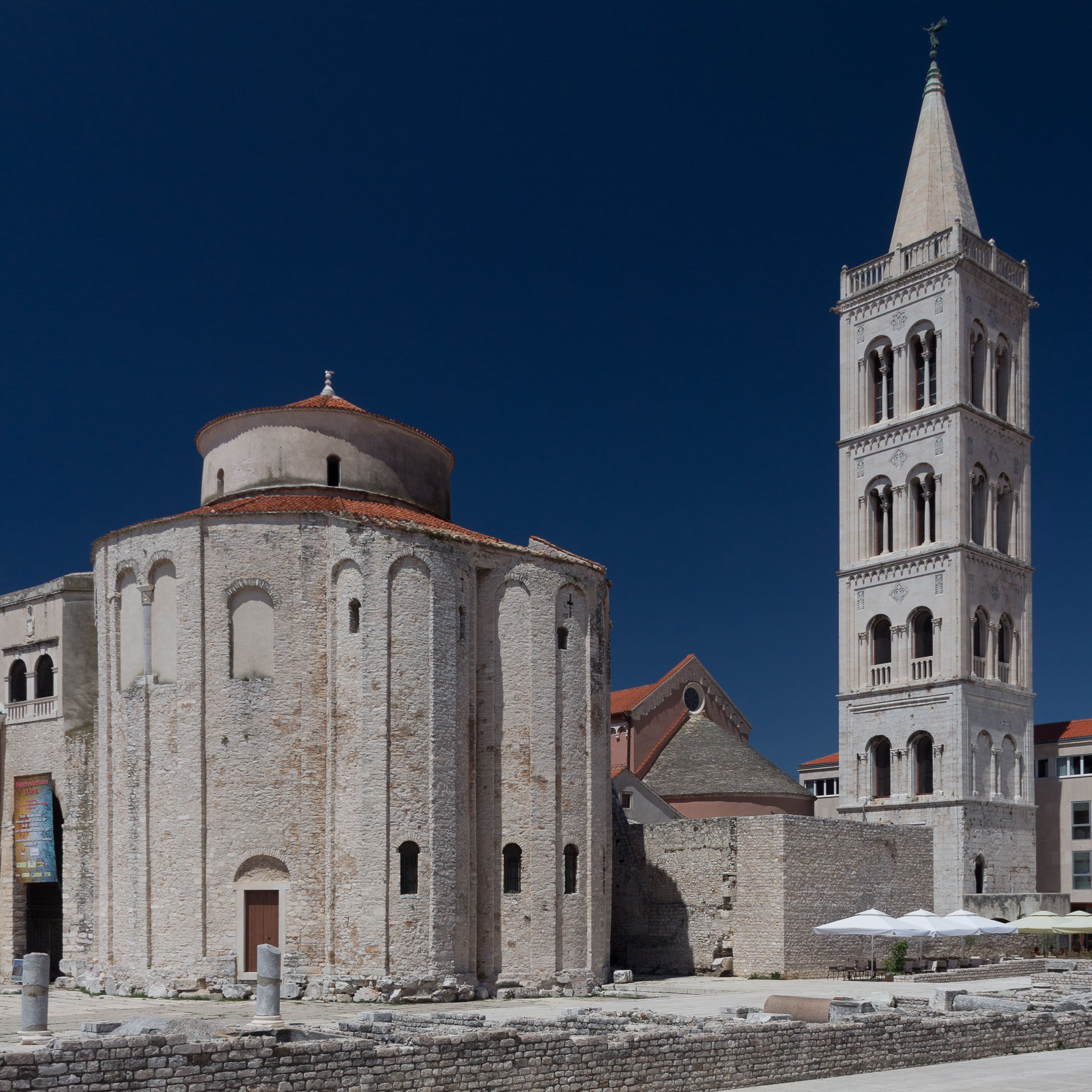 St. Donatus in Zadar