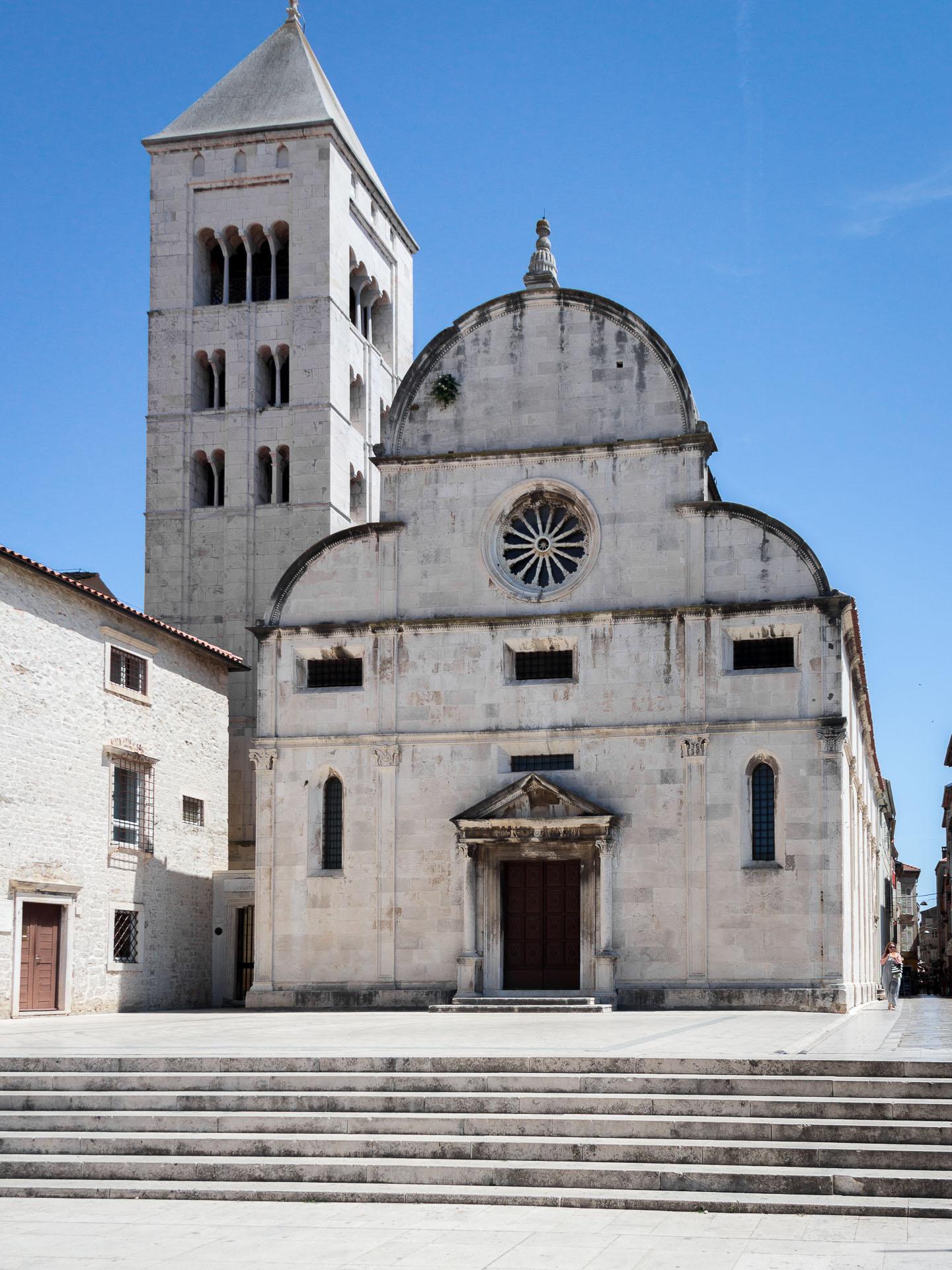Kirche und Kloster der Heiligen Maria in Zadar