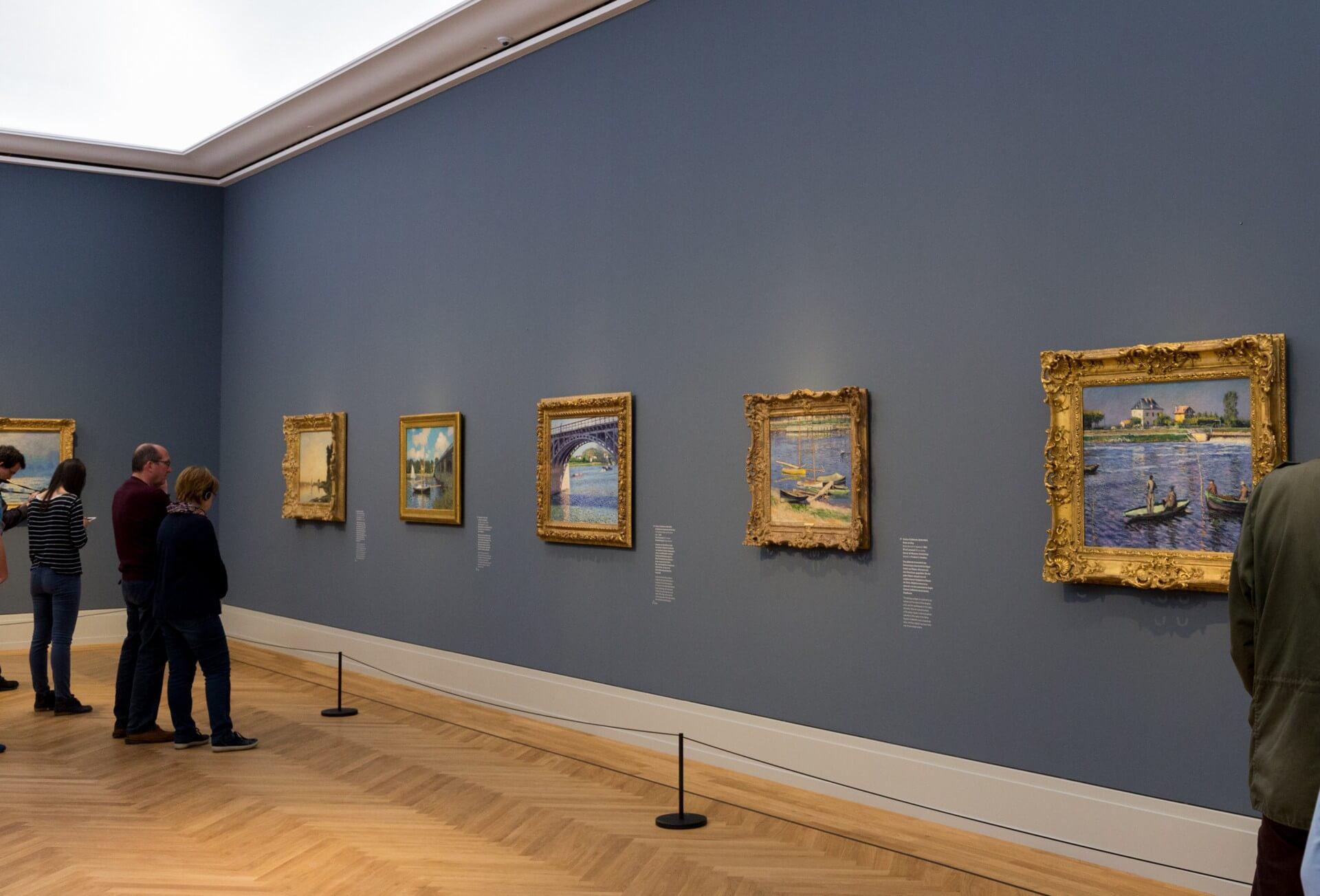 Impressionisten im Barberini