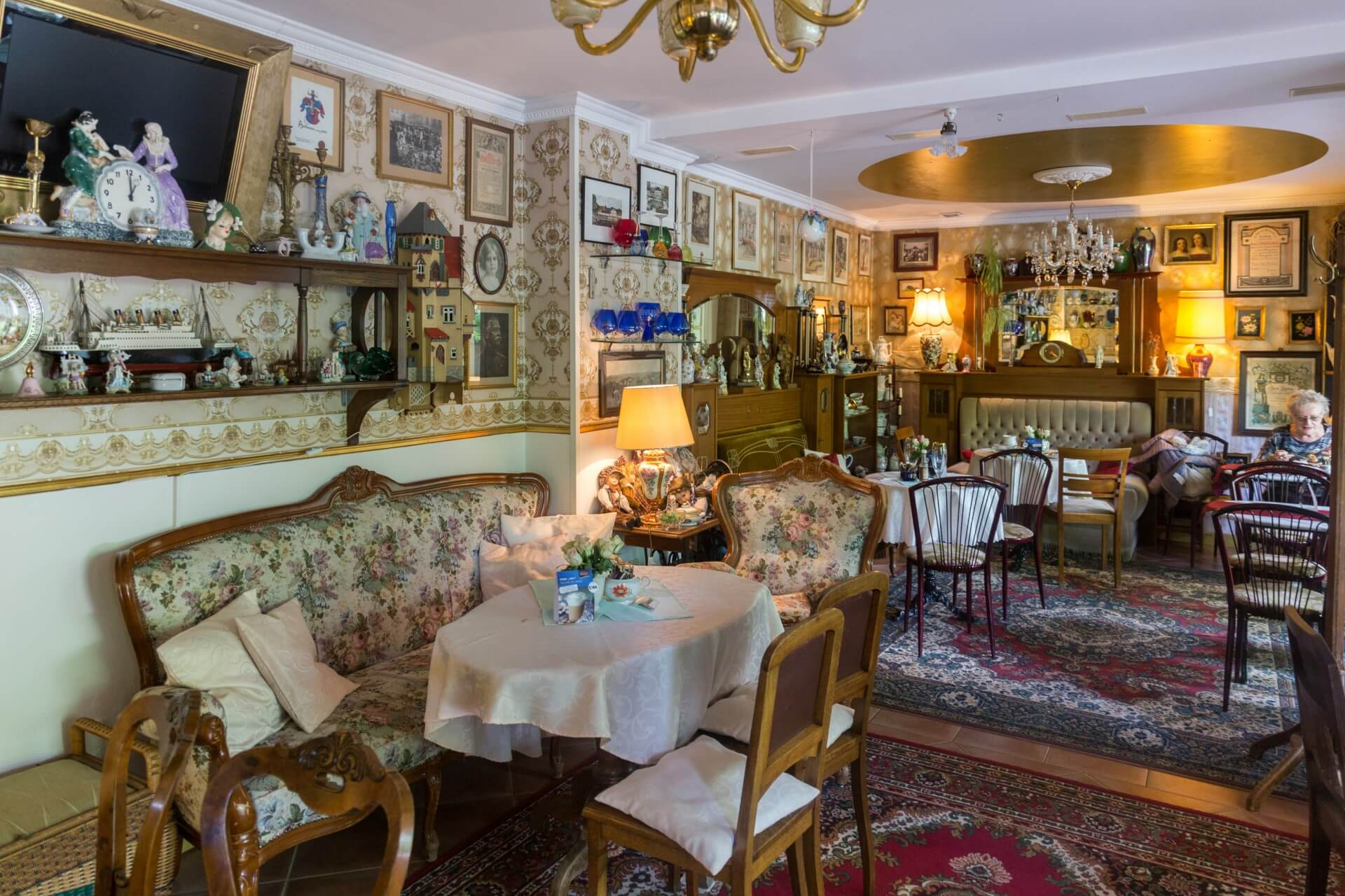 Antik-Café Bad Elster