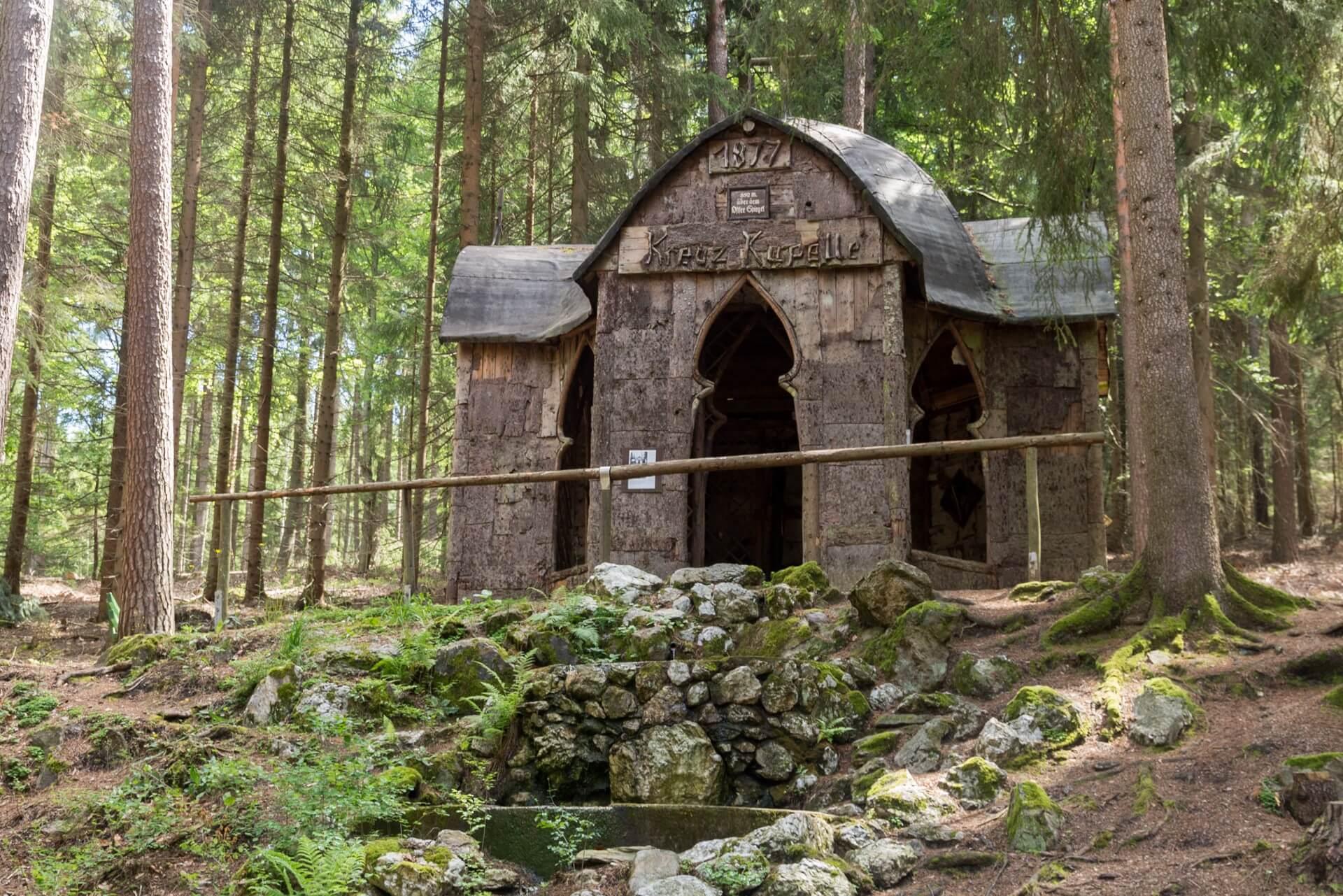 Kreuzkapelle bad Elster