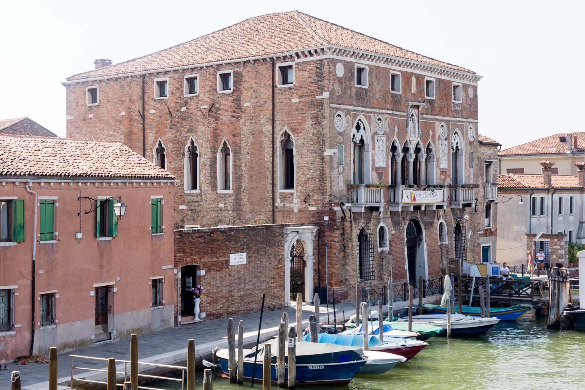 Palazzo da Mula in Murano