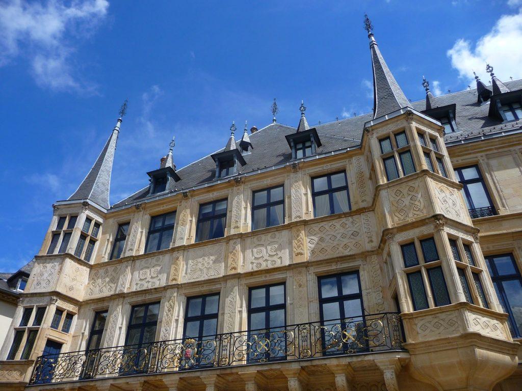 Luxemburg, Palast