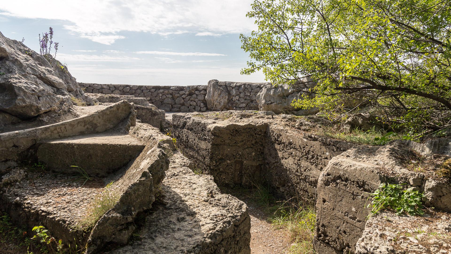 Bunker am Rilkeweg