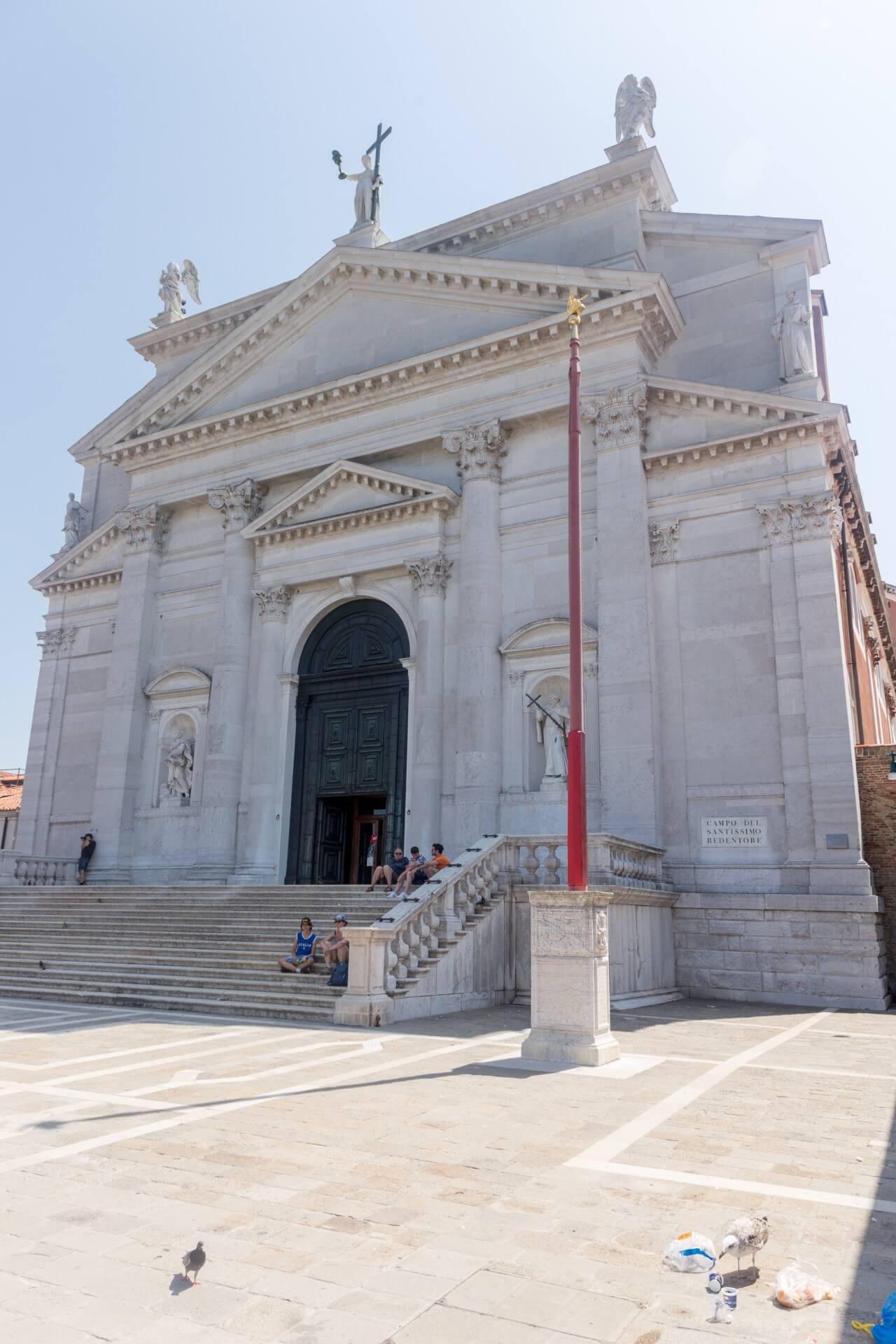 Il Redentore auf Giudecca