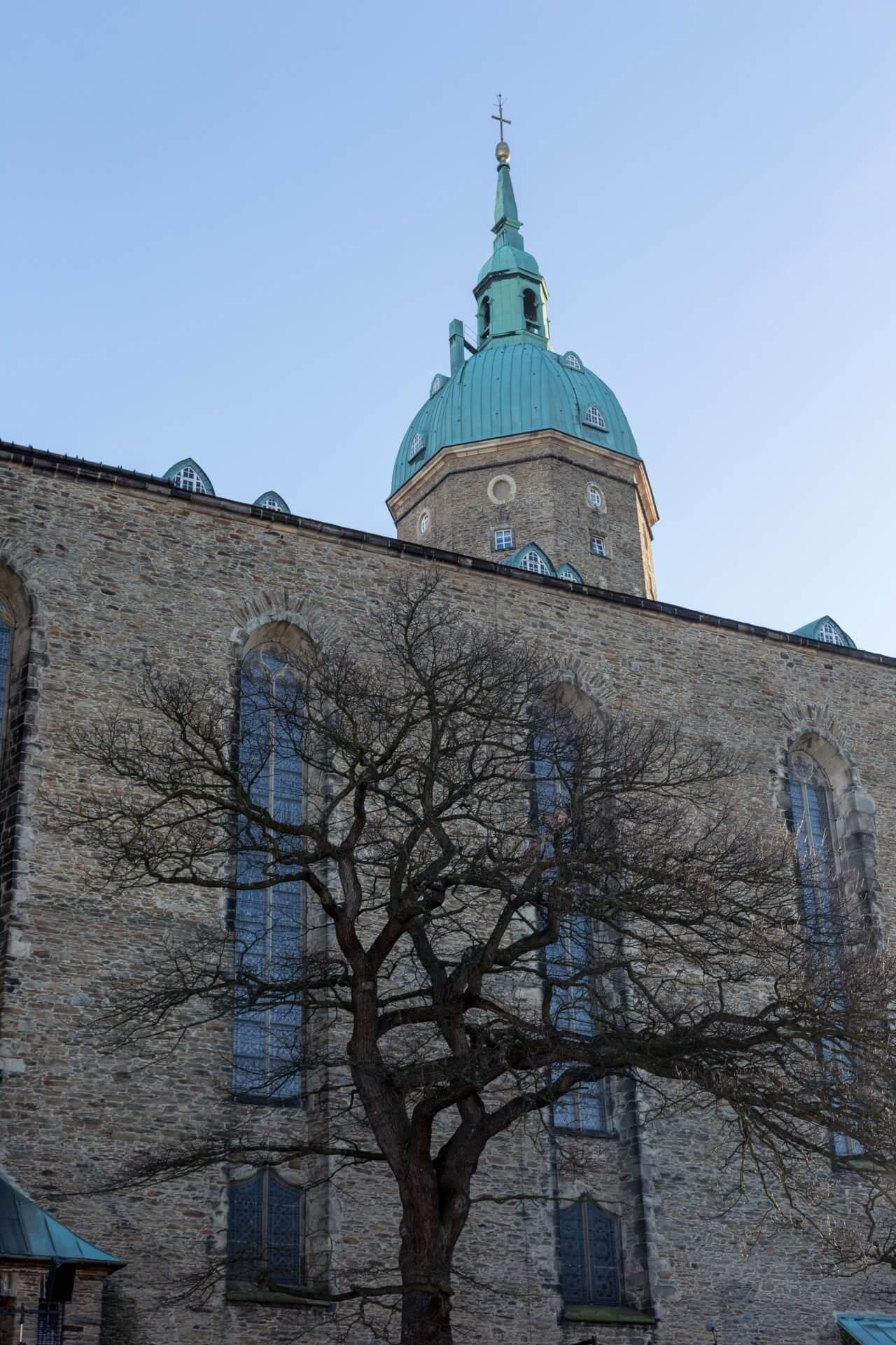 St.Annen-Kirche Annaberg-Buchholz