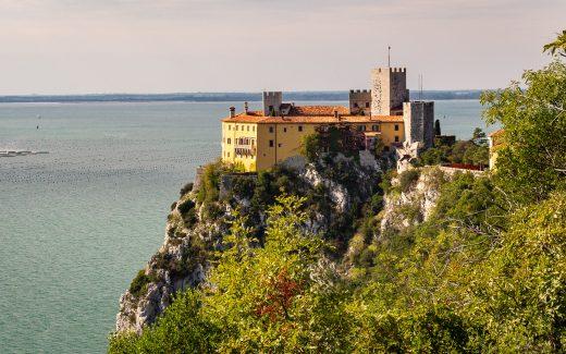 Das Castello di Duino