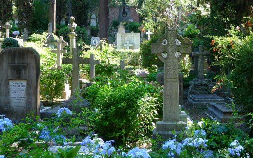 Protestantischer Friedhof, Rom, Testaccio