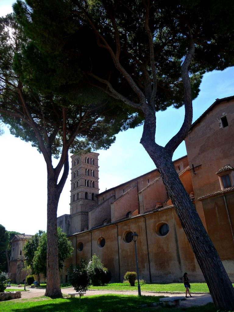 Santa Sabina, Aventin, Rom