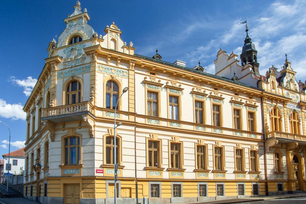 Okresní dům Klatovy