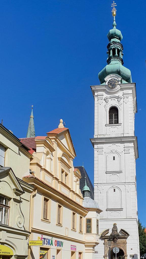 Weißer Turm Klattau