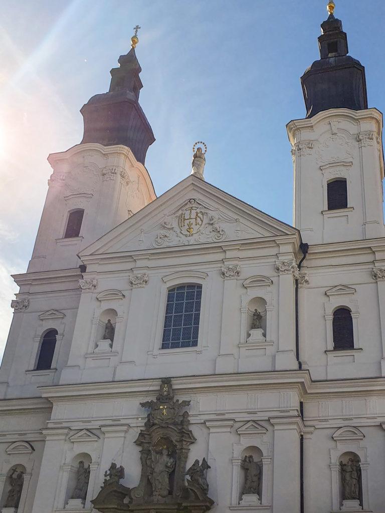 Jesuitenkirche der unbefleckten Empfängnis der Jungfrau Maria und des Heiligen Ignatius