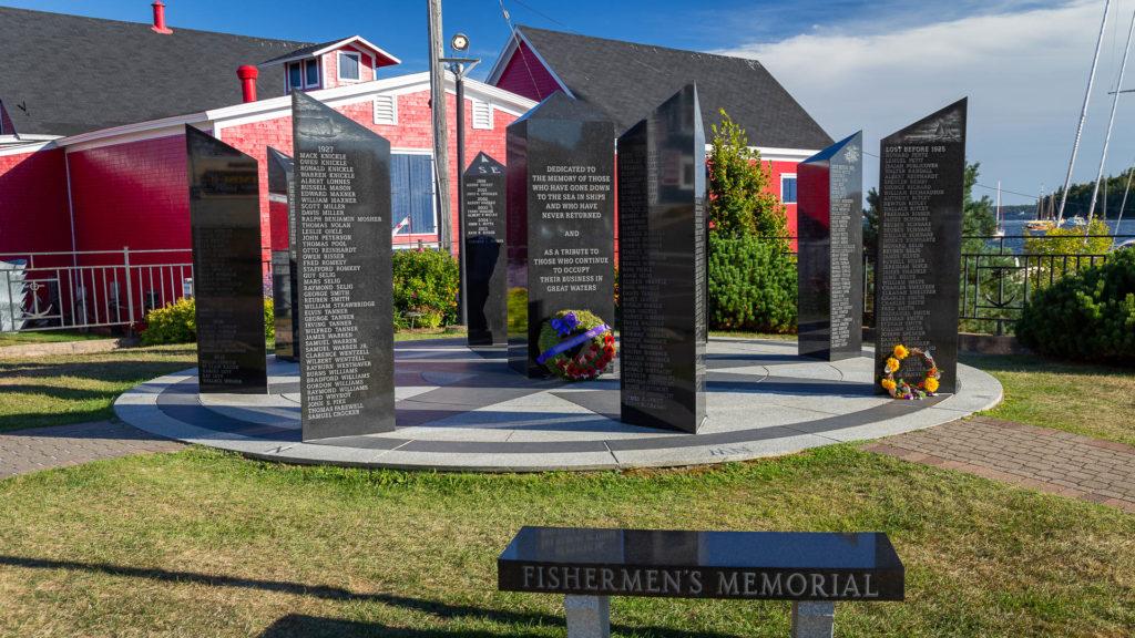 Denkmal für Fischer