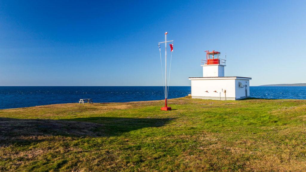 Brier Island Northern Light