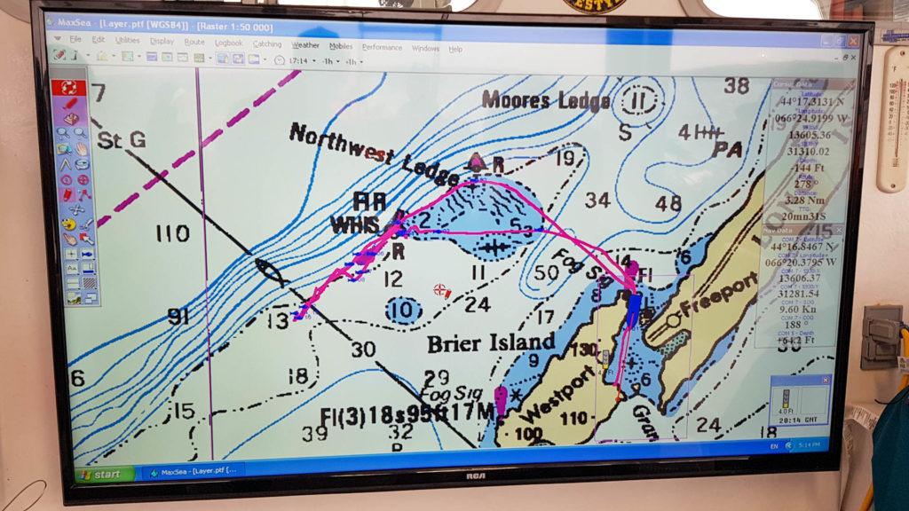 Route der Mega Nova