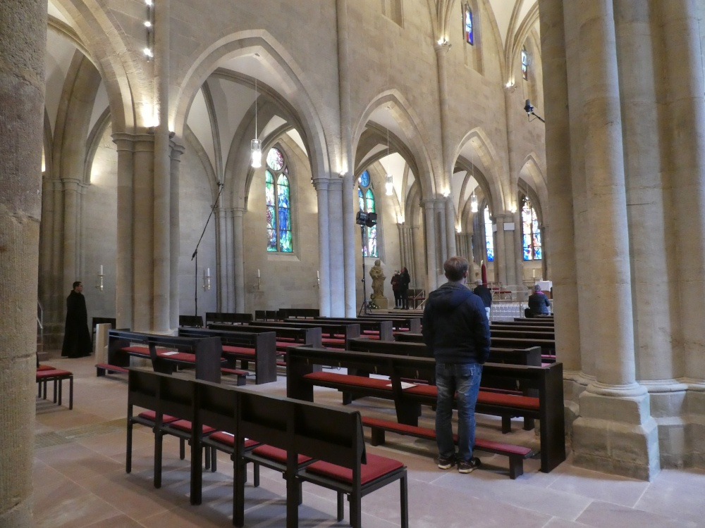 Abteikirche St. Mauritius, Tholey