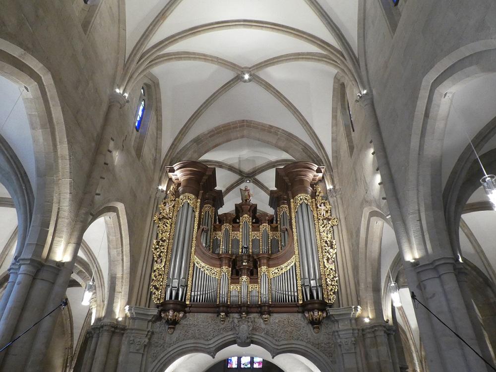 Abtei Tholey, Orgel