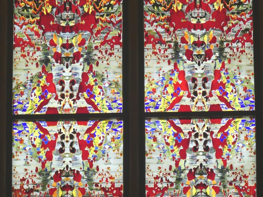 Richter-Fenster, Patterns